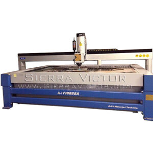 New 10 X 6 Cnc Waterjet Call Today For Quote Details On This Quality Machine