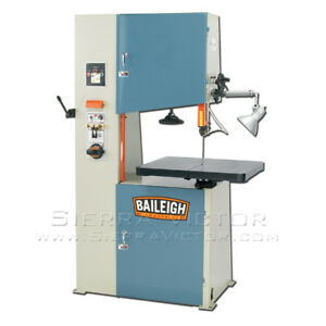 Baileigh Vertical Band Saw Bsv 24