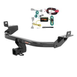 Curt Class 3 Trailer Hitch Wiring For 2014 2016 Jeep Cherokee