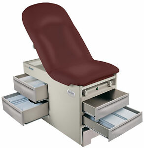 Brewer Access 5000 Model Exam Table 5001 Admiral Plush