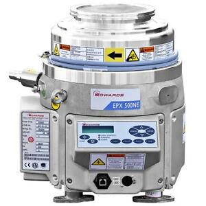 Edwards Turbo Pump Epx 500ne Epx500ne All in one Atmosphere to hivac Dry Vacuum