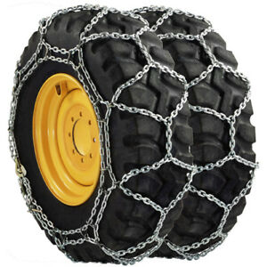 Rud Sprints Dual 11 00 22 5 Truck Tire Chains Tnd310