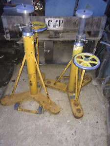Metrology Tripod Transit Surveying Instrument Lasers Equipment Rolling Stand