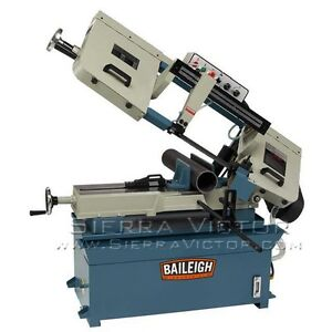 Baileigh Horizontal Band Saw Bs 916m