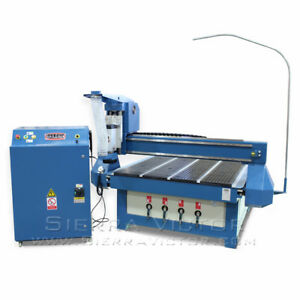 Baileigh Cnc Router Table Wr 84v