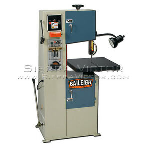 Baileigh Vertical Band Saw Bsv 12