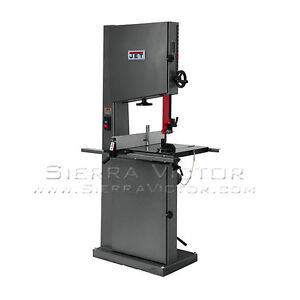 Jet Metal Wood Vertical Bandsaw Vbs 18mw 414418