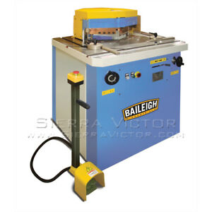 Baileigh Sheet Metal Notcher Sn v04 ms