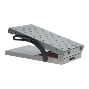 Sp 66 s1 Single Angle Sine Plate Model Sp 66 s1 Center Distance Of Rolls