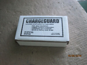 Chargeguard Cg12d Timer Switch Automatic On off For 2 way