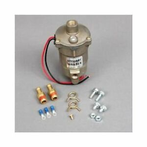 Stewart Warner Electric Fuel Pump 82092