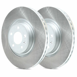 Rear R1 Carbon Plain Brake Rotors Ford Focus 2012 2016