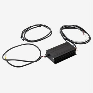 Digital Cd Ignition Control Box Black 6al Series Style Points Or Hei 45k Volts