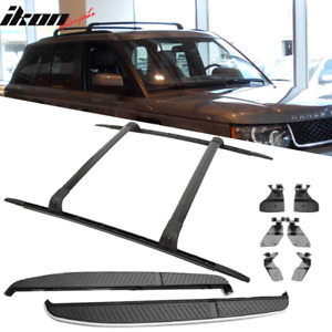Fits 06 13 Range Rover Sports Oe Style Running Board Side Step Bar Roof Rack