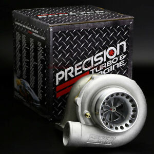 Precision 735 Hps Cea T3 A R 82 Bearing Anti Surge Billet Turbo Charger V Band