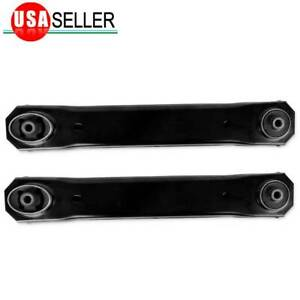 2pc Rear Lower Control Arm For 1999 2000 2001 2002 2003 2004 Jeep Grand Cherokee