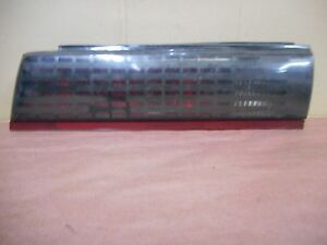 85 92 Trans Am Trans Am Gta Lh Driver Side Smoked Tail Light Taillight 4