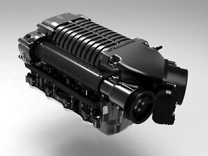 Whipple Wk 2310b 2011 14 Ford F 150 5 0 Coyote Intercooled 2 9l Supercharger