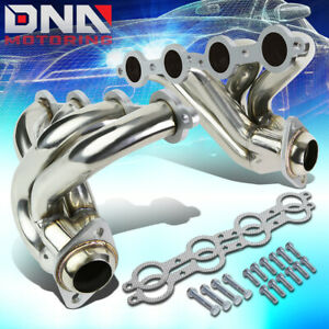 For 04 06 Pontiac Gto 5 7 6 0 V8 Stainless Performance Header Exhaust Manifold