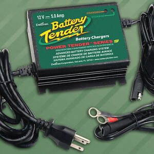 Battery Tender 022 0157 1 12v Power Tender Plus Charger