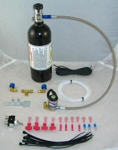 Nitrous Oxide Kit For Efi Motorcycles No Bottle bracket Busa Gixer Hayabusa Hd