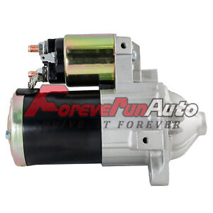 New Starter For Mitsubishi Eclipse Galant Lancer Outlander 2 4l 2004 2009 17931