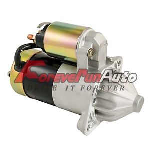 New Starter For Mitsubishi Dodge Eagle Hyundai 2 0l 1 6l 2 4l 16939