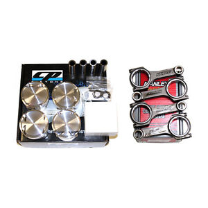 Cp Pistons Manley H beam Rods For Mazda Mzr 2 3 Disi Sc7538 87 5mm 9 5 1 Ms3 ms6