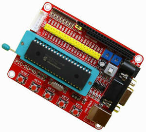 Diy Pic Mcu Development Board Kit Pic16f877 877a Pic16f
