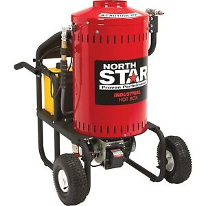 Northstar Pressure Washer Heater steamer Add on Unit 4000 Psi 4 Gpm 120v 157495