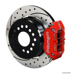 Wilwood Disc Brakes 140 13181 Dr Kit Rear Disc Drum Big Ford New Style