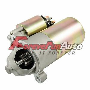 New Starter For Ford Ranger Aerostar Mazda B3000 Mercury Topaz 3 0l