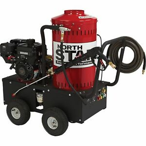 Northstar Gas power Wet Steam Hot Water Pressure Washer