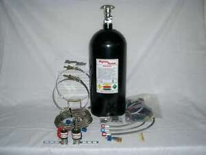 Nitrous Oxide Kit 87 98 Mustang Gt Nos Nx New Mustang Nitrous Wet Kit No Bottle
