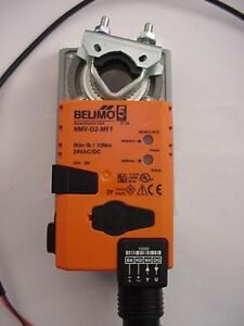 Belimo Nmv d2 mft Actuator Ships On The Same Day Of The Purchase