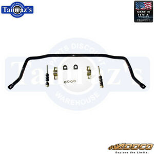 1964 1977 A 1970 1981 F 1975 1979 X Body Front Sway Bar Kit 1 1 8 Addco 883