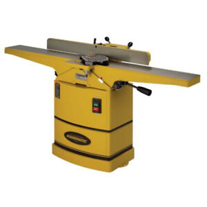 Powermatic 1791279dxk 6 In 115 230v Deluxe Jointer W Quick Auto set Knives New