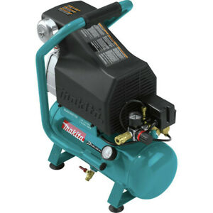 Makita Mac700 2 0 Hp 2 6 Gallon Oil lubricated Big Bore Air Compressor New