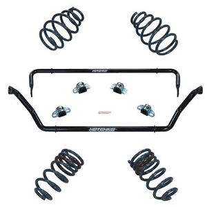 Coil Spring stabilizer Bar Kit 2010 Camaro Ss Stage 1 Tvs Hotchkis Performance