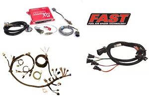 Fast Efi Xfi 2 0 Engine Management System Gm Chevy L98 Tpi Amc And Mopar V8