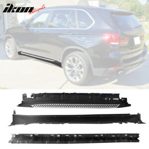 Fits 14 17 Bmw X5 F15 Oe Factory Style Running Board Side Step Bar Aluminum