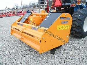 Spading Machine spader 44 Selvatici 13 Depth Makes Soils Permeable Healthy
