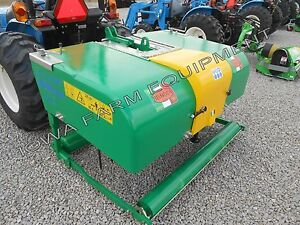Aerator Plugger Tractor Pto Powered Deep Tine Aeration Selvatici 65 12 deep