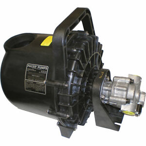Pacer Pumps Se3ll Hyc Hydraulic Self priming Centrifugal Pump16 800 Gph