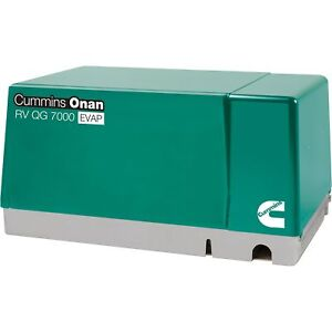 Cummins 7hgjab 6756 Onan Quiet Series Gasoline Rv Generator7 0 Kw