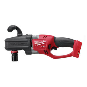 Milwaukee M18 Fuel Hole Hawg Right Angle Drill W Quik lok 2708 20 bt New