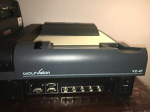 Wolfvision Vz 47 Svga Visualizer