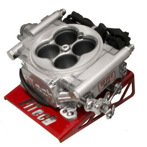 Fitech Fuel Injection 30001 Go Efi 4 600hp Electronic Throttle Body Polished