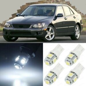 12 X Xenon White Interior Led Lights Package For 2001 2005 Lexus Is300 Tool