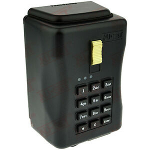 Electronic Key Storage Lock Box Wall mount Combination Lockbox With Downloadab